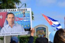 Cubanos en Miami  piden libertad de José Daniel Ferrer