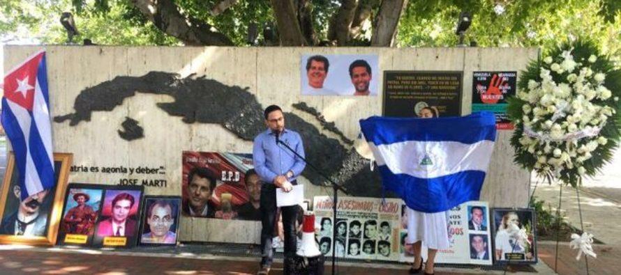 Miami proclama el 22 de julio Día de los Mártires de la democracia en América
