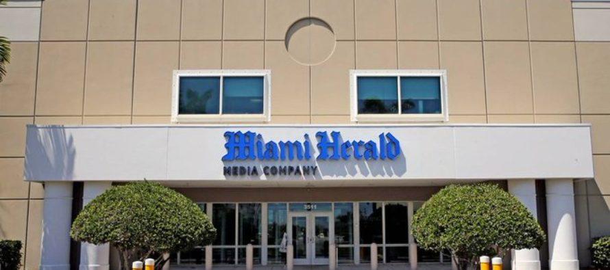 Empresa dueña del Miami Herald y otros 30 grandes periódicos estadounidenses se declara en bancarrota