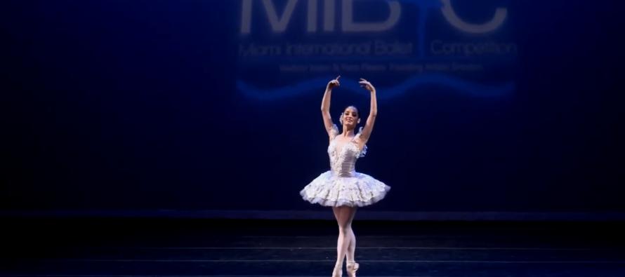 ¡Una excelente noticia! Miami International Ballet Competition celebra su tercera edición