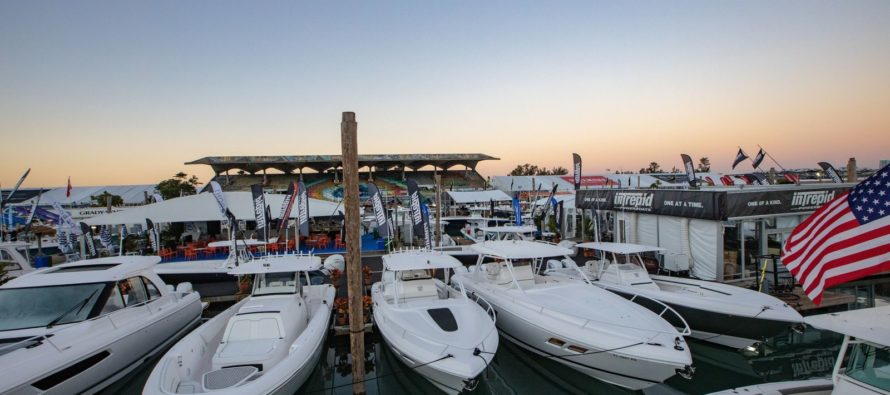 Miami capital de la industria náutica por 5 días: International Boat Show abre sus puertas (+Video)