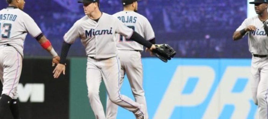 Pablo López y Jorge Alfaro lideraron la séptima victoria de Miami