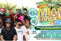 Todo listo para el Miami Take Over