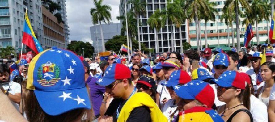 Miami marcha con Venezuela esta tarde