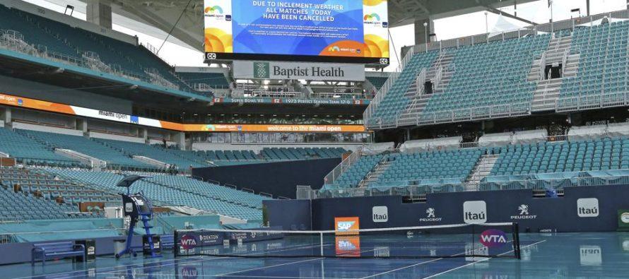Miami Open mantiene fechas programadas …¡por los momentos!