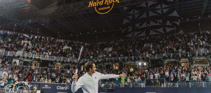 Miami Open batió todos los récords de asistencias en 2019