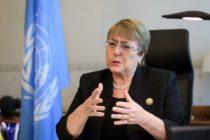 Maduro no logró engañar a Comision de DDHH de ONU: Bachelet impactada por la crisis