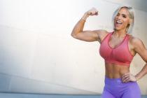 Acá los 5 trucos para tener el trasero de Michelle Lewin