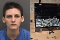 Arrestada después que sus padres encontraran 24 bombas caseras en su habitación en Florida