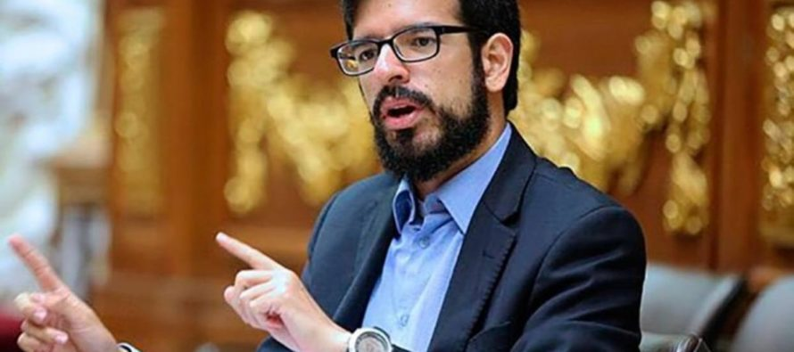 Comisionado Miguel Pizarro afirma que venezolanos huyen de la peor emergencia humanitaria de la historia