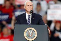 El vicepresidente Mike Pence hablará en Port Everglades sobre el virus de Wuhan en cruceros