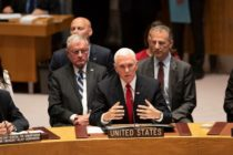 Pence pide desconocer a representante de Maduro en ONU y más sanciones para Cuba