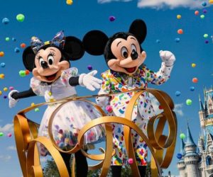 Mickey y Minnie Mouse cumplen 91 años (+Videos)
