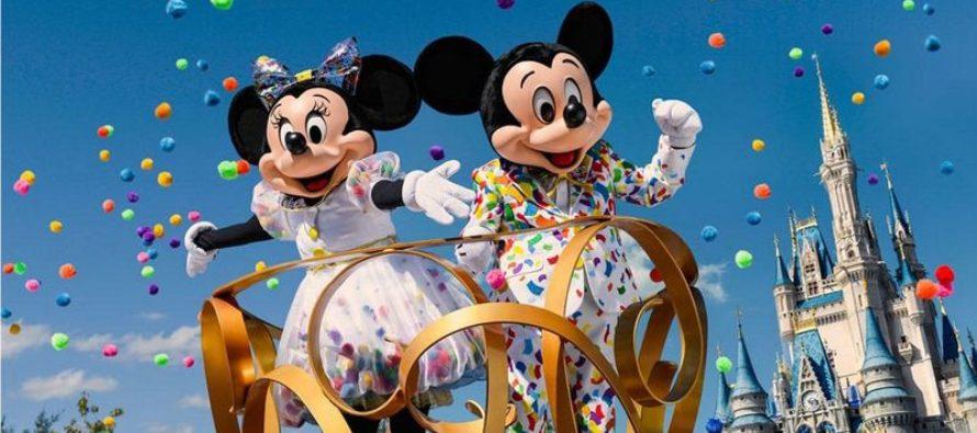 Mickey y Minnie Mouse cumplen 91 años (+Videos)