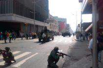 Ordenan a la Fuerza Armada de Venezuela estar en «alerta máxima» ante jornada de protesta convocada por Guaidó