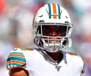 Dolphins cambiaron al safety Minkah Fitzpatrick a Steelers