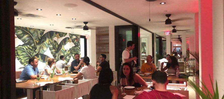 Morrofino Barcelona debuta en el nuevo AxelBeach Miami
