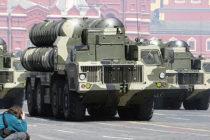 Despliegan batería de misiles rusos S-300 en la ciudad de Caracas