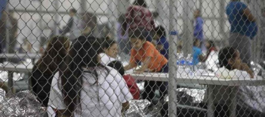 Representante de Florida Donna Shalala criticó condiciones de retención de niños migrantes en refugios