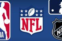 Ligas deportivas profesionales de Estados Unidos emplearán nuevas políticas de seguridad por el coronavirus