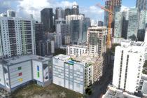 Brickell West muestra su futuro panorama en representaciones 3D