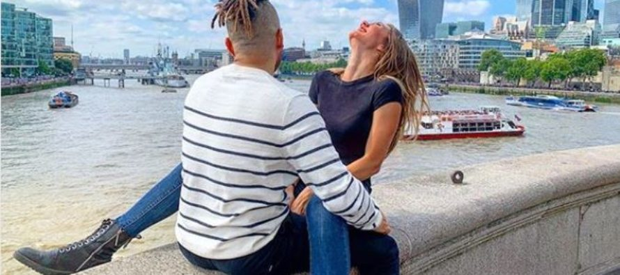 Esta modelo española sería la culpable del divorcio del cantante Nacho (+Fotos)