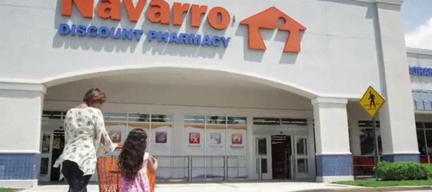 Detenido cubano que robó mas de mil dólares en la Farmacia Navarro de Hialeah