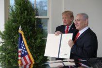 Comunidad en los Altos del Golán de Israel será llamada Donald Trump
