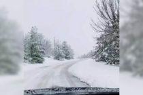 Viajeros amenazados por tormentas de nieve en Thanksgiving