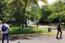 Enfrentamiento entre opositores y policías dejó tres heridos en Nicaragua