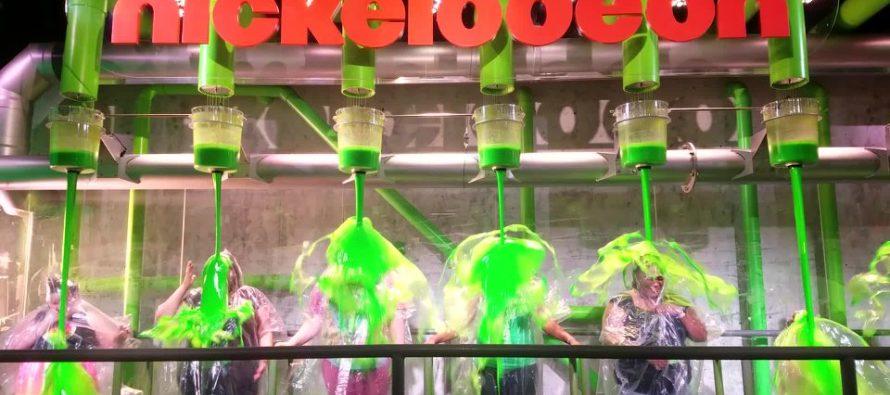 Descubre la experiencia emergente del slime de Nickkelodeon en Aventura Mall