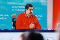 """Nicolás Maduro le reiteró al Foro de Sao Paulo: """"Vamos mucho mejor de lo que pensábamos y todavía lo que falta"""""""