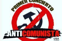 Exilio cubano organiza en Miami el primer Concierto Anticomunista de Estados Unidos
