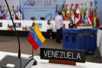 Con 18 votos la OEA reconoció a Gustavo Tarre como representante de Venezuela