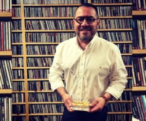 Omer Pardillo recibió el premio 'Chico O'Farrill' Lifetime Achievement Award