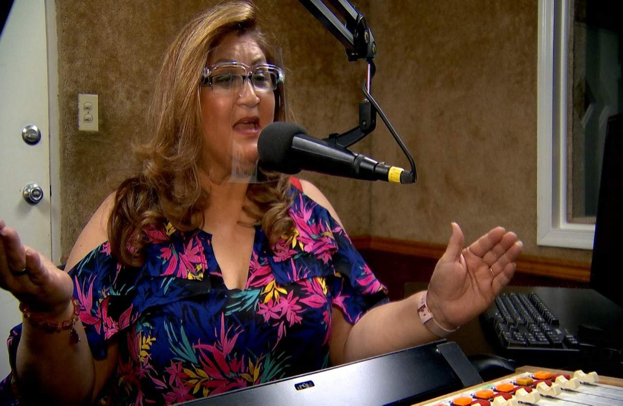 Conoce a Lucymar Rivera, una pionera de la radio en