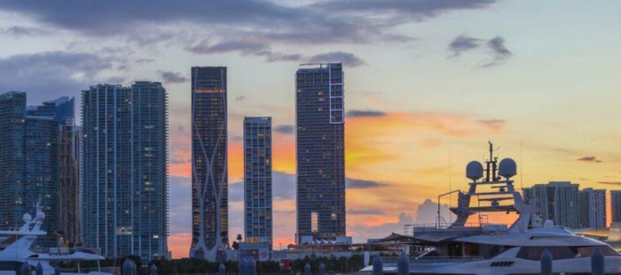 Torre One Thousand Museum en Miami fue finalizada con éxito