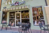 El Orlando Cat Cafe te espera para disfrutar de un buen café y la compañía de gatos