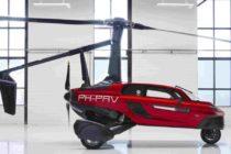 El primer auto volador y comercial de mundo hará su debut en Miami