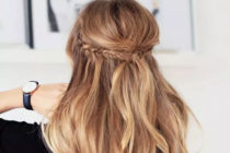 Peinados hermosos para lucir tu cabello sin complicaciones