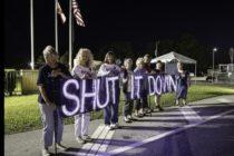 Con moderna protesta piden el cierre de Centro de Refugiados de Homestead en Florida