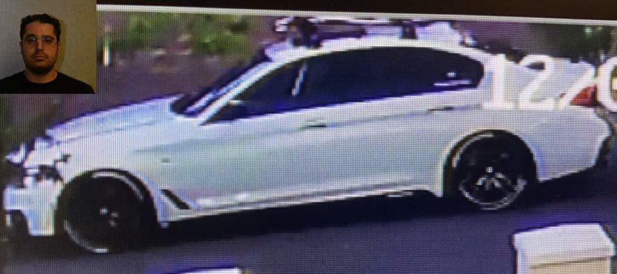 Pervertido fue arrestado por atraer a niñas menores a su auto en East Hollywood para que lo vieran masturbarse