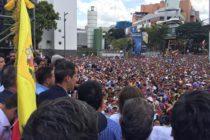 Jornada de protestas en Venezuela aumentan la presión contra Maduro