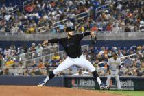 Marlins regresaron al triunfo de la mano del venezolano Pablo López