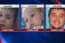 Cancelaron alerta Amber por la desaparición de dos niños en Florida