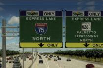 ¡Alerta de tráfico! Conozca los cierres de vía en zonas de la I-95 en Florida esta semana