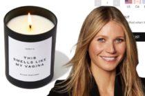 ¡Éxito rotundo! Gwyneth Paltrow arrasa vendiendo velas que huelen a su vagina