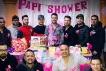 ¡Papi Shower! Hombres organizan celebración a amigo que será papá (+Fotos)