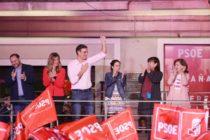 PSOE triunfó en elecciones generales realizadas en España