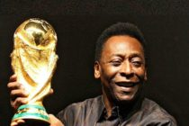 Pelé causa polémica al afirmar que «hoy Cristiano Ronaldo es el mejor jugador del mundo»